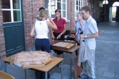 Barbecue (22 augustus 2003)