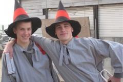 Halloweenstoet Blankenberge (25 oktober 2008)