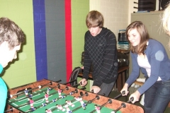 Smulrepetitie #01 + voetbaltafel (19 december 2009)