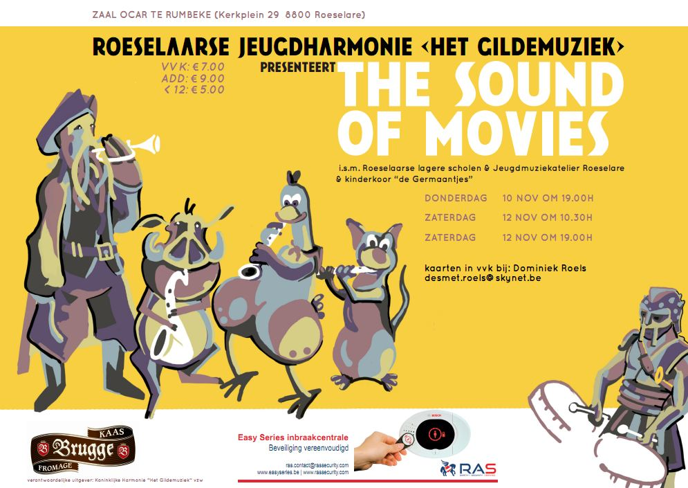 Sound Of Movies - de affiche