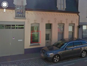Google Streetview - Harmonie Beselare