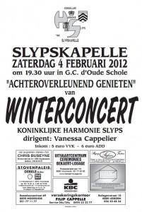 Slypskappelle - winterconcert