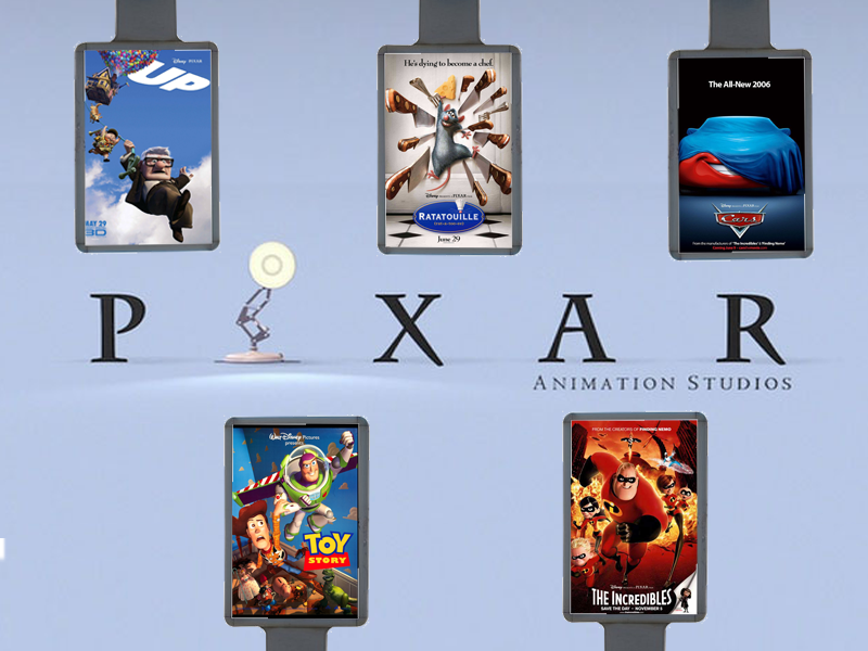 Filmconcert - Pixar Movie Magic