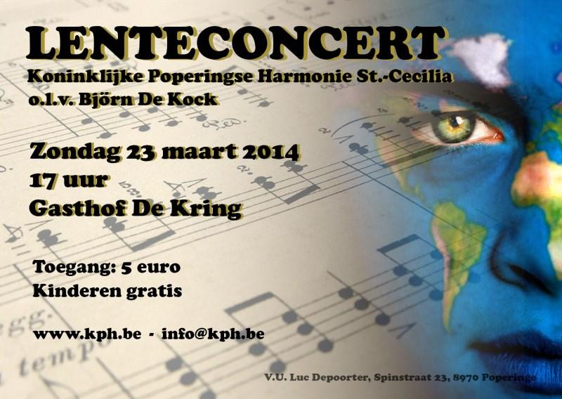 KPH - Lenteconcert 23 maart 2014