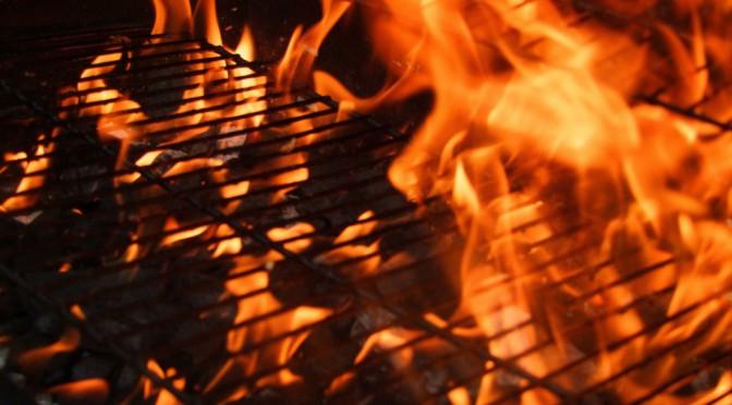 Barbecue à volonté